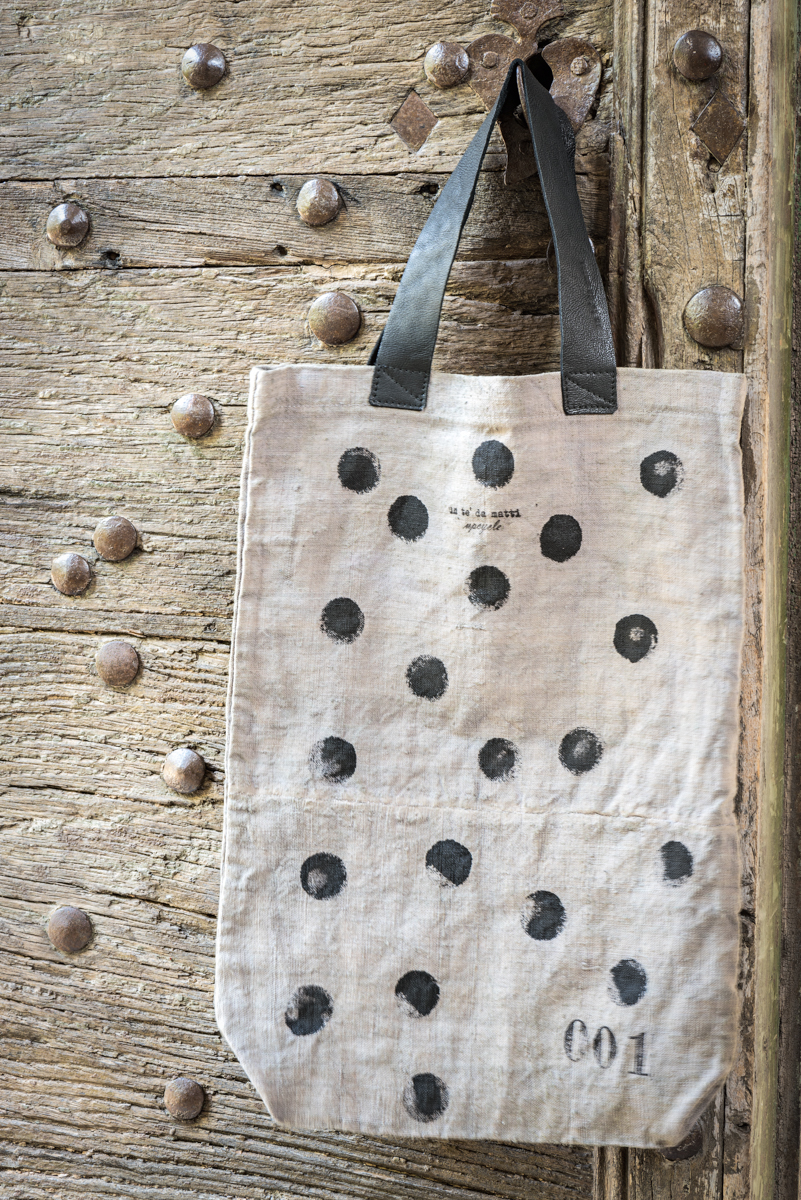 SHOPPER SMALL UPCYCLE POIS